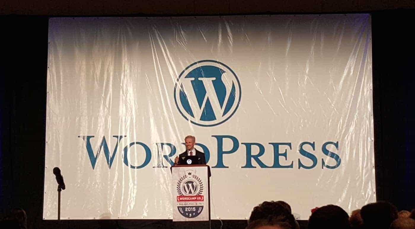 WordPress toekomst